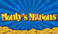 Monty's Millions Slot